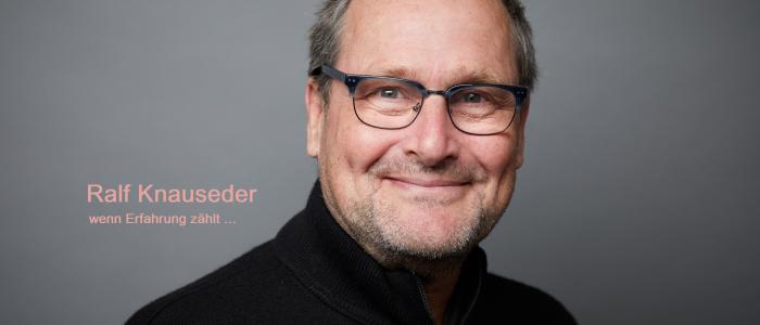 Ralf Knauseder Erfahrung